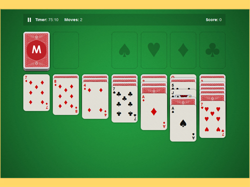 Play Microsoft Solitaire